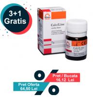 CalceTin pulbere hidroxid de calciu cu efect antimicrobian (3+1 Gratis)