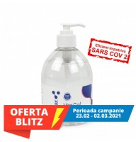 Virofex - ViroGel dezinfectant de maini 500 ml