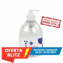 Virofex - ViroGel dezinfectant de maini 500 ml