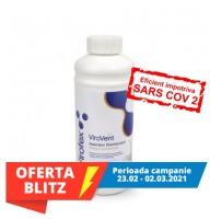 Virofex - ViroVent52 dezinfectant pentru aspirator 1L concentrat - uz saptamanal