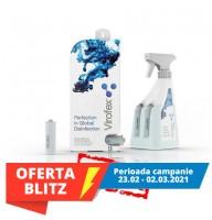 Virofex IntroKit- dezinfectant inovator  de nivel inalt de suprafete 6 L