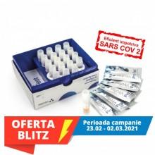 Virofex ProTest- tester pentru rezidurile proteice