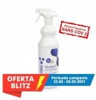 Virofex-ViroSurf ALC 1L gata de utilizare -dezinfectant de suprafete solutie cu alcool