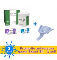 ExactSil Kit PROMO+ Transform linguri amprenta set 12 buc