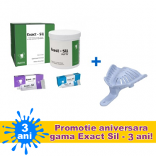 ExactSil Kit PROMO+ Transform linguri amprenta set 12 buc