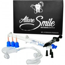 ALLURE SMILE 38% HP Kit Office- sistem de albire in cabinet