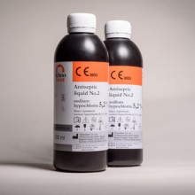 Antiseptic lichid nr 2 (analog Parcan) concentratie  5,2 % - 300ml
