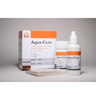Aqua-Cem (analog Adhesor) 100 gr pulbere + 60 ml lichid - Lot 2020