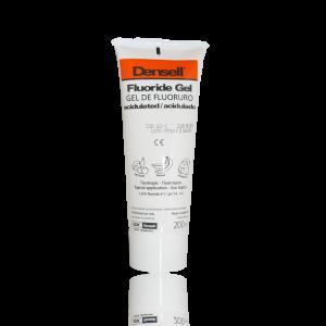 Densell gel fluorizare -aroma capsuni