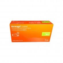 Manusi Dermagel latex nepudrate marime XS  (cutie 100 buc)