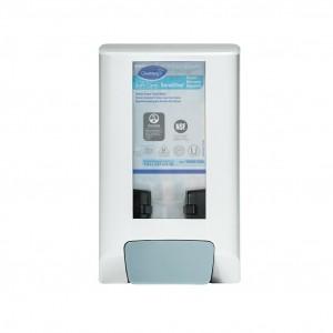 Diversey kit dezinfectant de maini : Dispenser manual +SoftCare Med (biocid) rezerva 1,3 L
