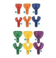 Linguri amprenta Ortodontice plastic -Pegasus