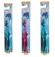 Crystal Fresh Kid - Periuta de dinti inovativa pentru copii (nu necesita folosirea pastei de dinti)