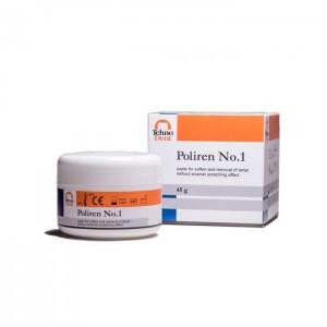 Poliren nr 1 (analog Detartrine) - pasta abraziva (indepartare tartru)