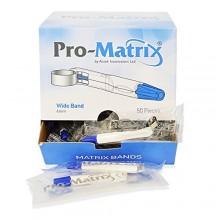 ProMatrix  -cutie 50 matrici (molar-albastru)