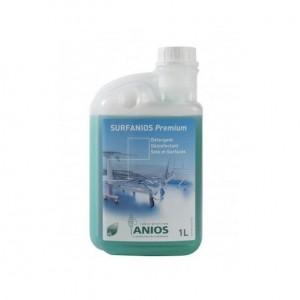 Surfanios Premium 1L concentrat (biocid) -Dezinfectant detergent pentru pavimente, suprafete