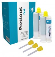 Precious LIGHT fast 2X50 ml (silicon de aditie vascozitate redusa)
