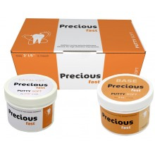 Precious PUTTY fast 2X300ml (silicon de aditie vascozitate ridicata)