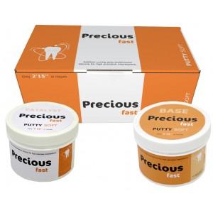 Precious PUTTY fast 2X300ml (silicon de aditie vascozitate ridicata)